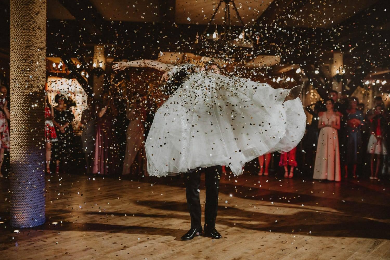 Pierwszy taniec w Siedlisku na Rozdrożu w Michowie