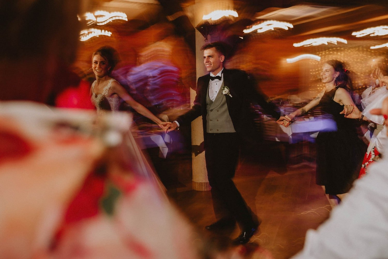Tańce wesele fotograf Lublin